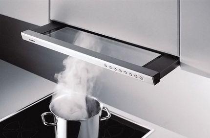 Повышение влажности на кухне