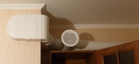 В случае перепланировки дома, вентиляционную систему придется делать по новому