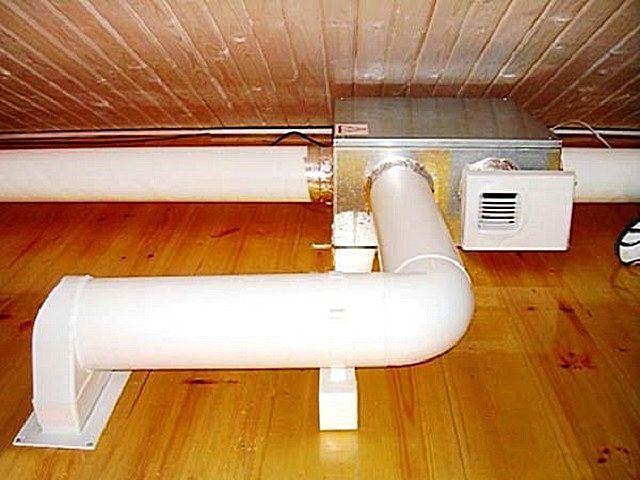 Перед монтажом необходимо составить схему разводки воздуховодов и приобрести все необходимые элементы системы