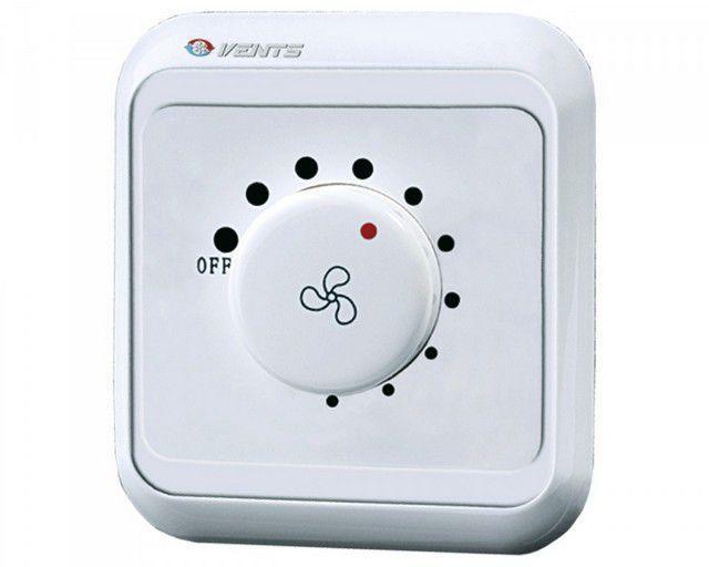 Современные вентиляторы могут иметь систему регулировки частоты вращения