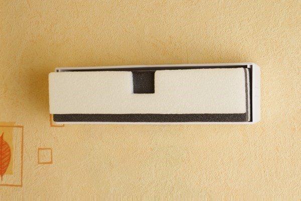 Шаг 5: Установка фильтра в закрепленный корпус