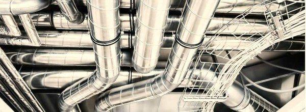 Оцинкованные воздуховоды – отличный вариант для вентиляционной системы