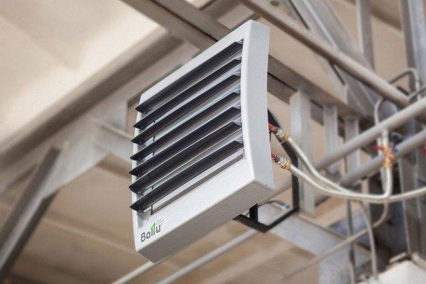 Электрический обогреватель воздуха
