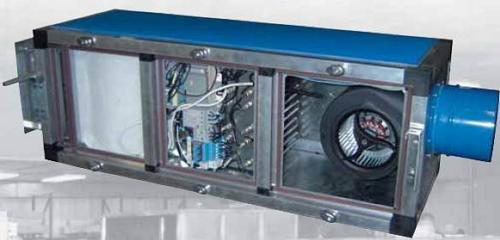 Компактная система вентиляции