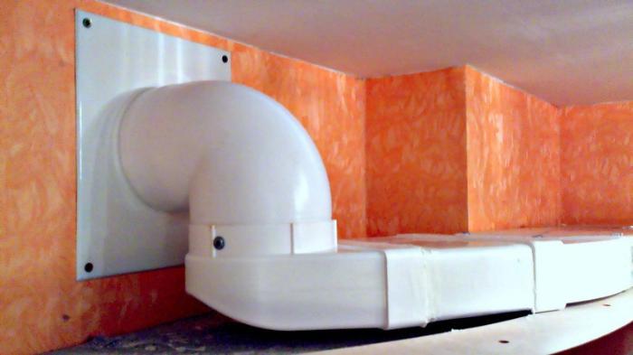 Внутри вентканалов оборудование должно быть хорошо закреплено, чтобы не было сторонних механических шумов