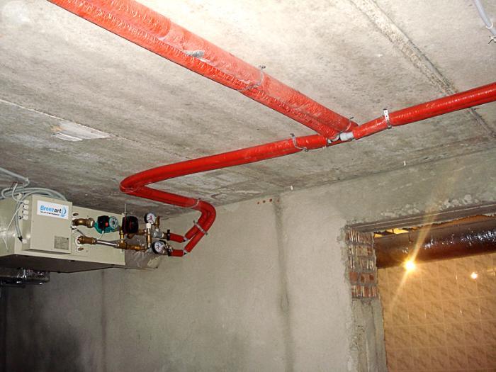 Одним из экономичных и доступных устройств является калорифер водяной для приточной вентиляции