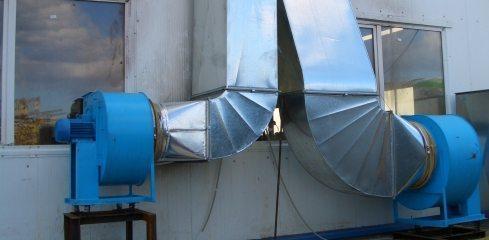 Приточно-вытяжная система. Фото