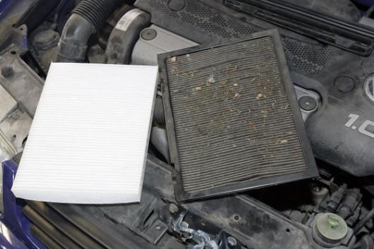 Кондиционер в автомобиле: Дезинфекция и чистка