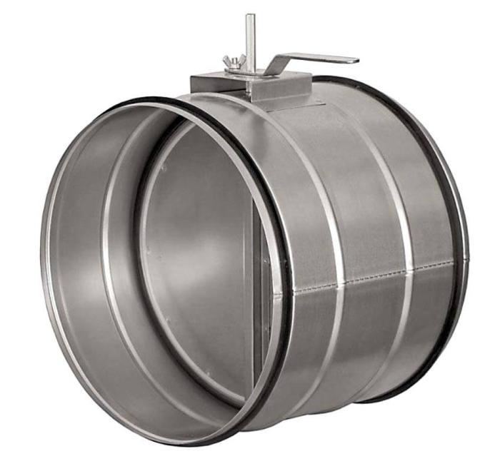 Механическая регулировка позволяет убавить приток или отток воздуха