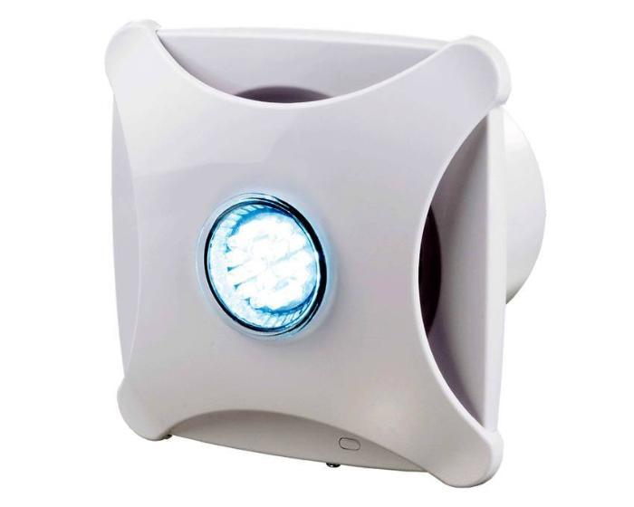 А такое устройство с подсветкой будет элегантно смотреться на потолке