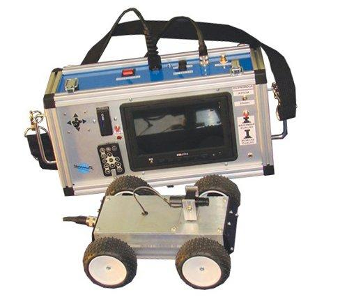 Прибор для видеоинспекции воздуховодов