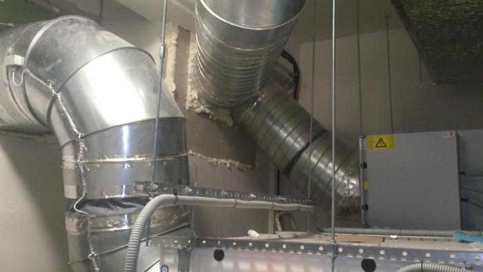 промышленная вентиляция в санкт-петербурге