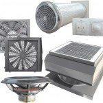 Для вентиляции может быть использовано электрическое оборудование