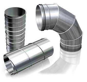 воздуховоды - приточно-вытяжная система вентиляции