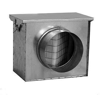 фильтры приточно вытяжная стстема вентиляции