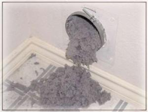 Грязь системы вентиляции