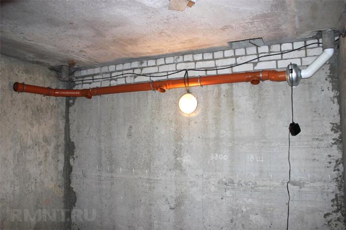 Принудительная вентиляция гаража