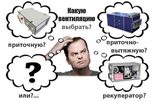 Как выбрать вентиляцию для дома и других помещений?