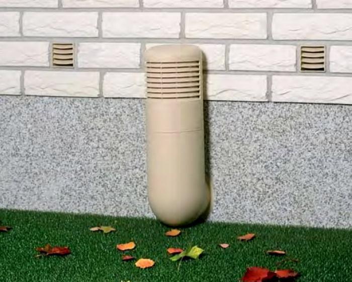 вентиляция подполья