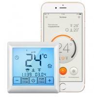 Работа электронного регулятора температуры в системах кондиционирования и вентиляции
