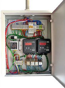 Автоматика управления системой вентиляции