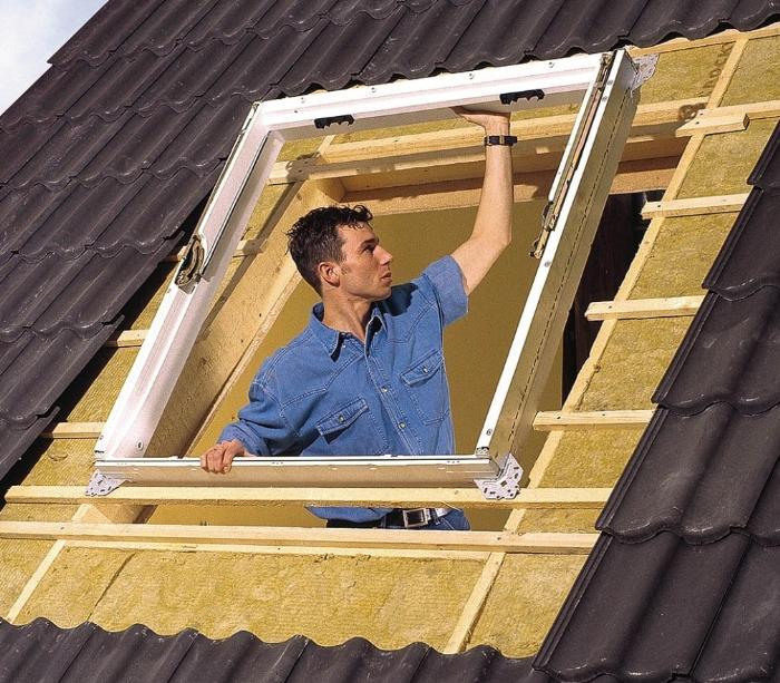 Формат слухового окна зависит от стилистики здания