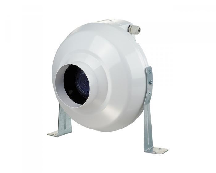 Канально центробежный вид вентилятора