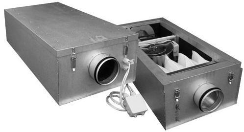 Принцип работы шумоглушителя для вентиляционных сетей