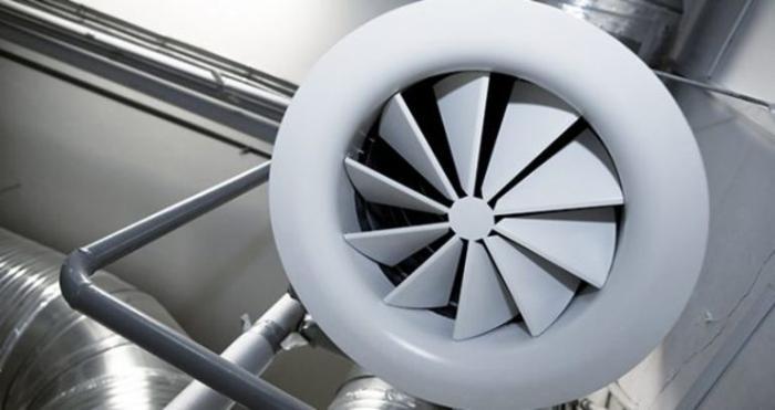 Скорость воздуха в вентиляции
