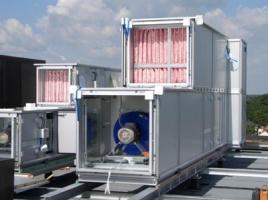механическая система вентиляции