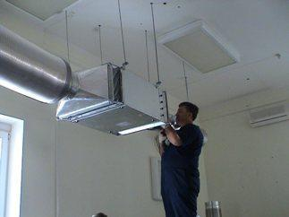 Вентиляционные системы требуют постоянного внимания