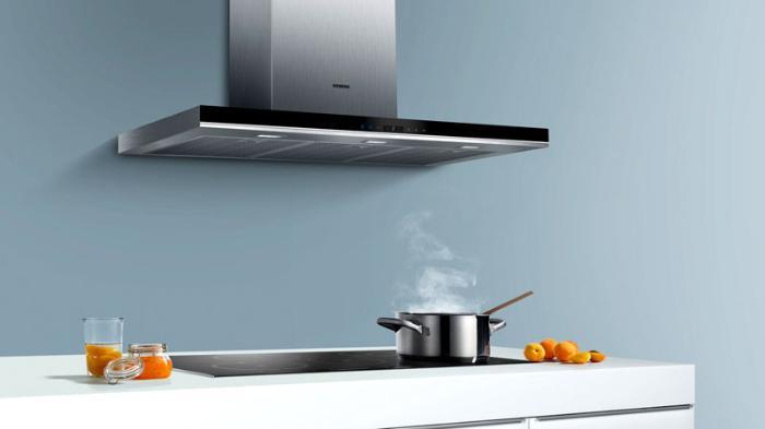 Кухонная вытяжка, как тип местной вентиляции