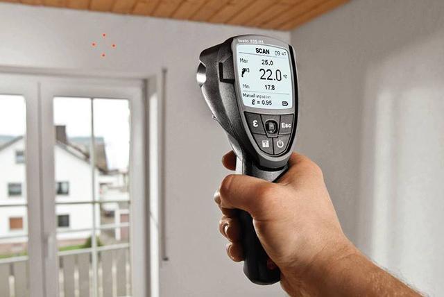 прибор для замера температуры в доме