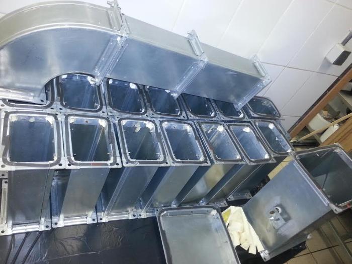 очистка воздуха систем вентиляции