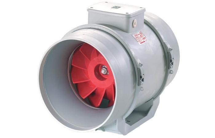 принудительный вентилятор для вентиляции гараж