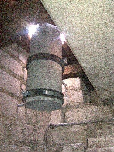 На фото - правильно выбирайте диаметр труб для вентиляционных каналов