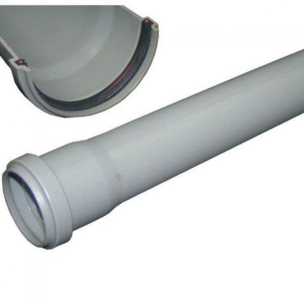 Канализационная труба для сборки вентиляции