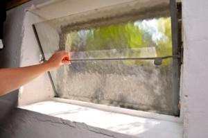 Окно для естественной вентиляции