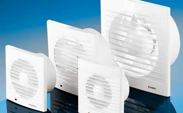 Это вентиляторы для установки на стену