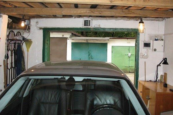 Обеспечение нормальных условий в гараже
