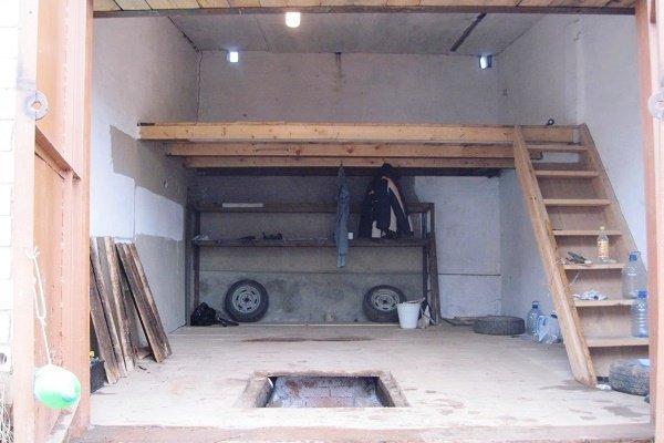 Вентиляция в многоуровневых гаражах