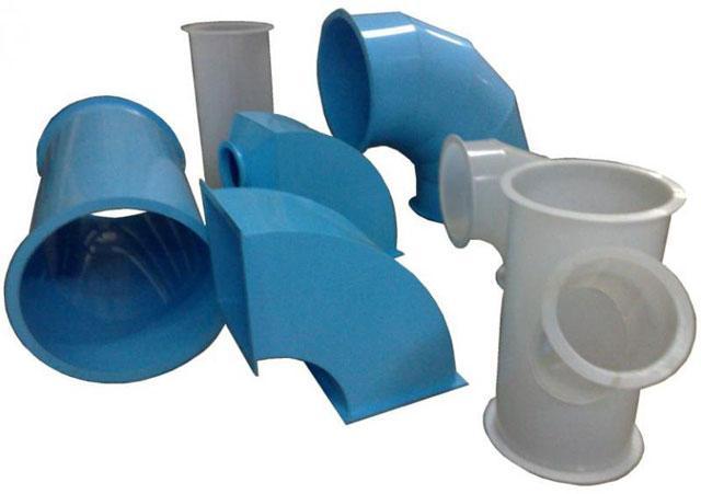 вентиляционные трубы квадратного сечения