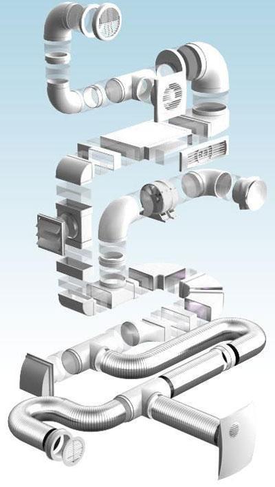 пластиковая труба прямоугольного сечения