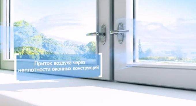 Почему так важен приток воздуха для вентилирования дома?