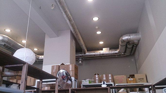 Вентиляция ресторанов и кафе