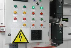 Проектировка и монтаж системы вентиляции помещения ресторана Теремок, монтаж шкафа управление вентиляции