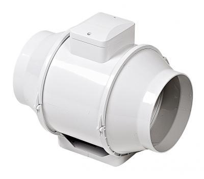 Канальный вентилятор в гроубоксе