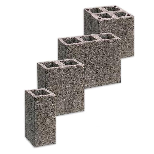 Применение готовых блоков SCHIEDEL для вентиляционных каналов - отличное решение!