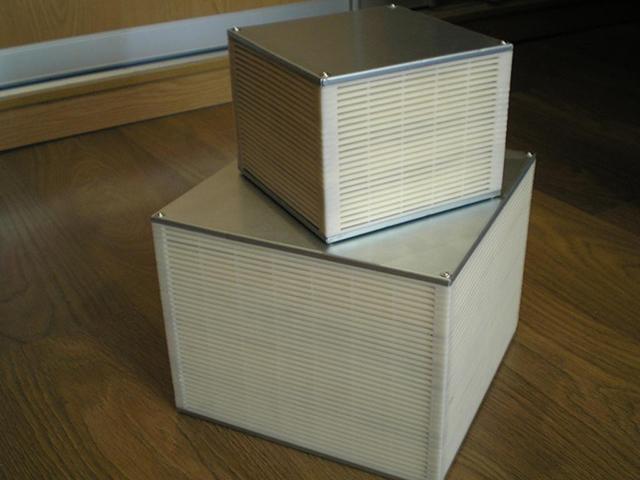 Рекуператоры, снятые с вентиляционных установок