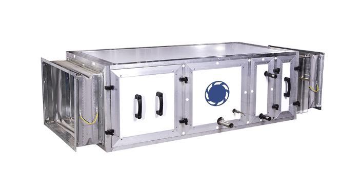 Моноблочная вентиляционная установка
